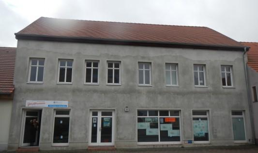 Ankauf teilsaniertes Wohn-Geschäftshaus gegenüberliegend Yorckstrasse 32